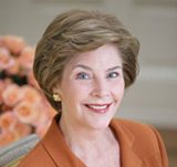 Mrs. Laura Bush, First Lady of the United States