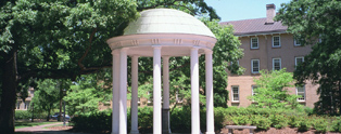 Old Well at UNC