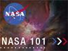 NASA 101 interactive feature.