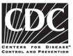 CDC Black Logo
