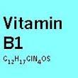 Tiamina, vitamina B1