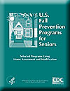 picture of cover for u.s. fall prevention programs for seniors