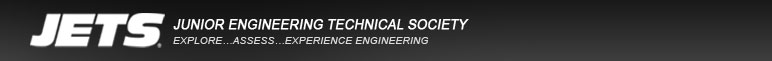 Junior Engineering Technical Society (JETS)