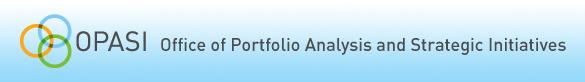 OPASI - Office of Portfolio Analysis and Strategic Initiatives