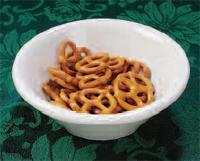 Chips or pretzels