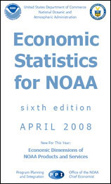 Economic Statistics for NOAA - Sixth Edition - April 2008
