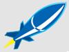 artist concept of a rocket