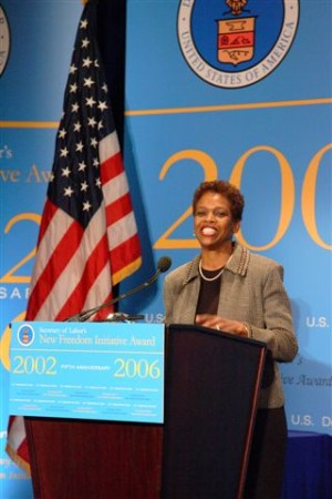 Image of Daisy M. Jenkins, vice president, human resources, Raytheon Missile Systems