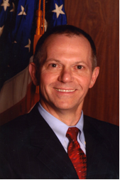 Portrait of Judge Rhew