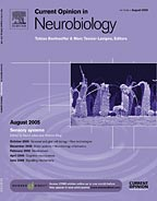 Current Opinion in Neurobiology cover image