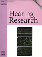 Hearing Research cover image