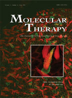 Molecular Therapy cover image