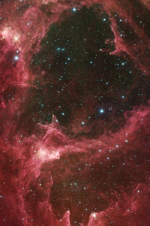 star-forming region, called W5