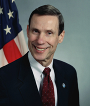 Under Secretary Conrad Lautenbacher