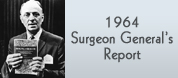 Video introduction of the first Surgeon General's Report on Smoking and Health