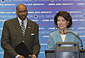 Maryland Lt. Governor Michael Steele and Secretary Chao.