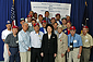 Secretary Chao welcomes Chinese-American veterans of World War II to DOL.