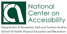 National Center on Accessibility Logo