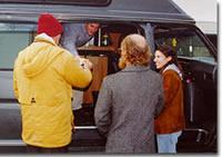 Outreach Services Van