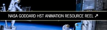 Hubble Animation Resource Reel