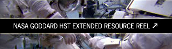Hubble Extended Resource Reel