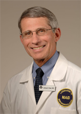 Photo of Anthony S. Fauci, M.D., NIAID Director