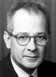 Portrait of Willard Wirtz
