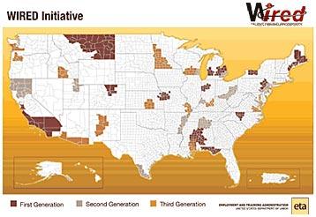 Wired Initiative map.