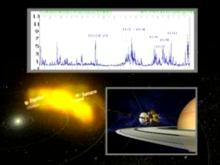 Data from Ulysses and Cassini shows solar blast