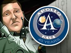Apollo 40th anniversary