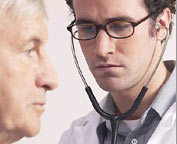 image of doctor and patient