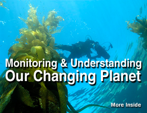 Monitoring & Understanding Our Changing Planet.
