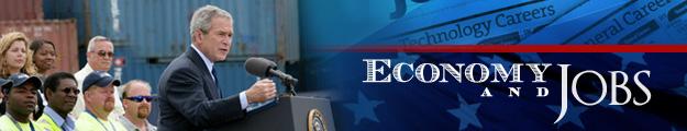 Strengthening the Economy: Jobs and Economic Growth