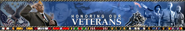 Banner - Honoring Our Veterans