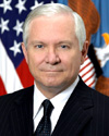 Photo of Robert M. Gates, Secretary of Defense