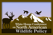 White House Wildlife Conference