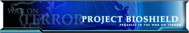 Banner - Project Bioshield