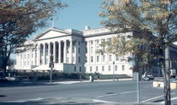 Photo: Treasury Building