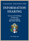 Image of the Front Cover - National Strategy for Information Sharing