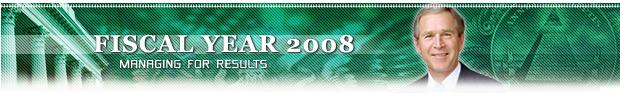 President Bush's FY 2007 Budget