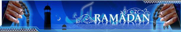 Ramadan - Front Page