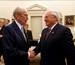 President Ford and Vice President Cheney