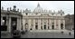 The Vatican. Jan. 27, 2004. White House photo by David Bohrer