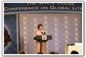 Link to Mrs. Bush's U.N. General Assembly Week - 2006