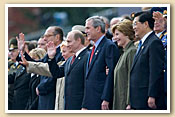 Honoring Veterans in Red Square