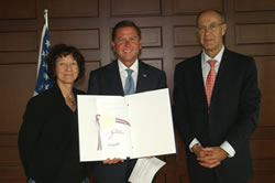 USPTO participates in ratification of Singapore Treaty