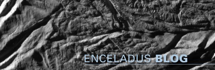 Enceladus blog