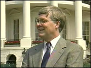 White House Curator Bill Allman Discusses History of the Egg Roll
