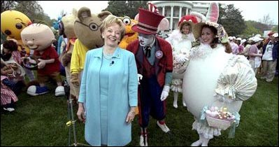 Mrs. Cheney