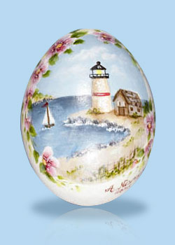 New Jersey State Easter Egg